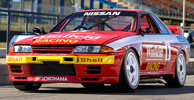 1992 Bathurst-winning Nissan Skyline